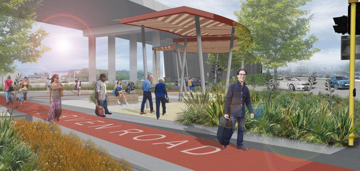 Bay Link Road Designcover image.