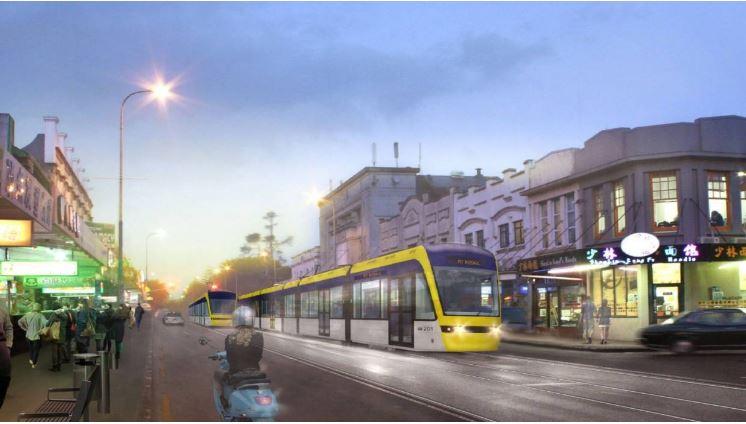 "Auckland Light Rail announcement soon"" cover image"