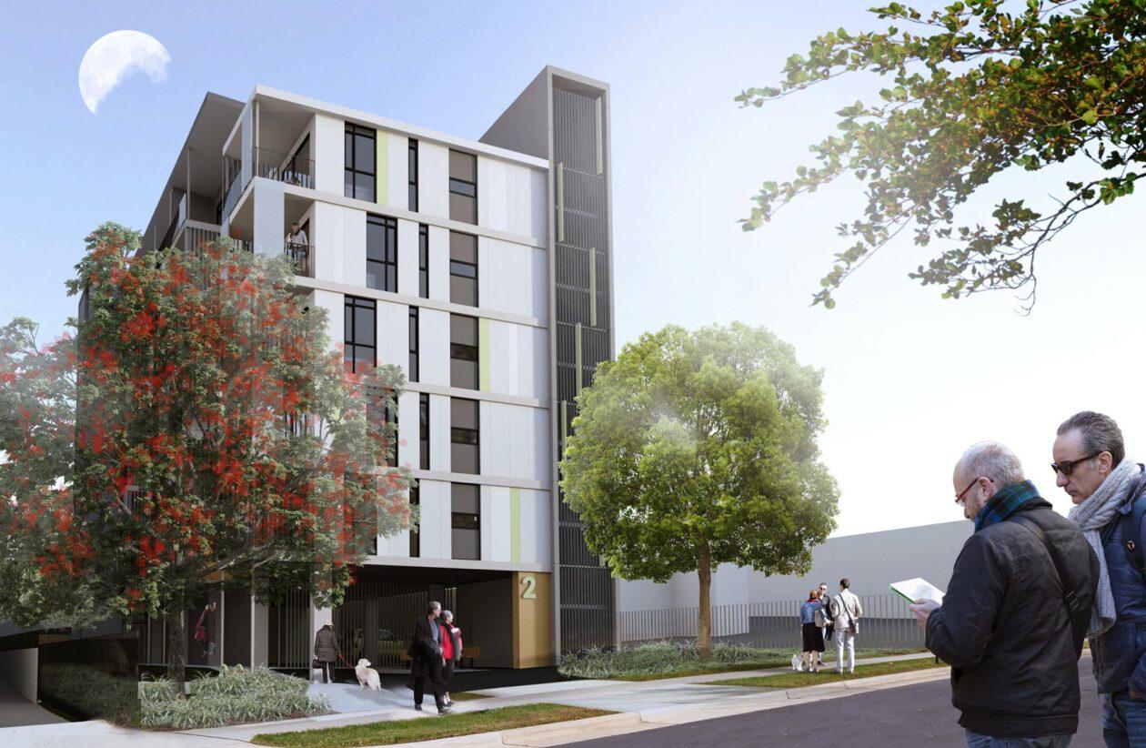 Auckland Social Housingcover image.