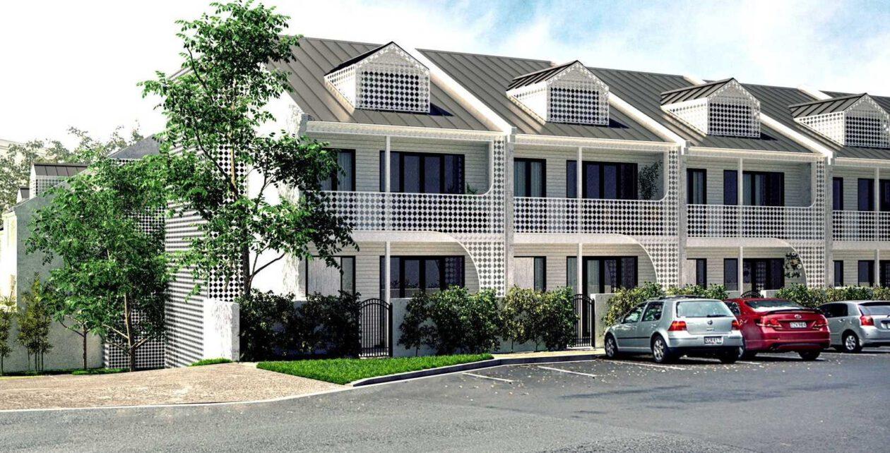 30 Claude Road Residential Developmentcover image.