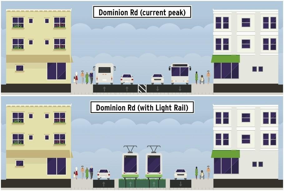 Is light rail finally making progress?cover image.
