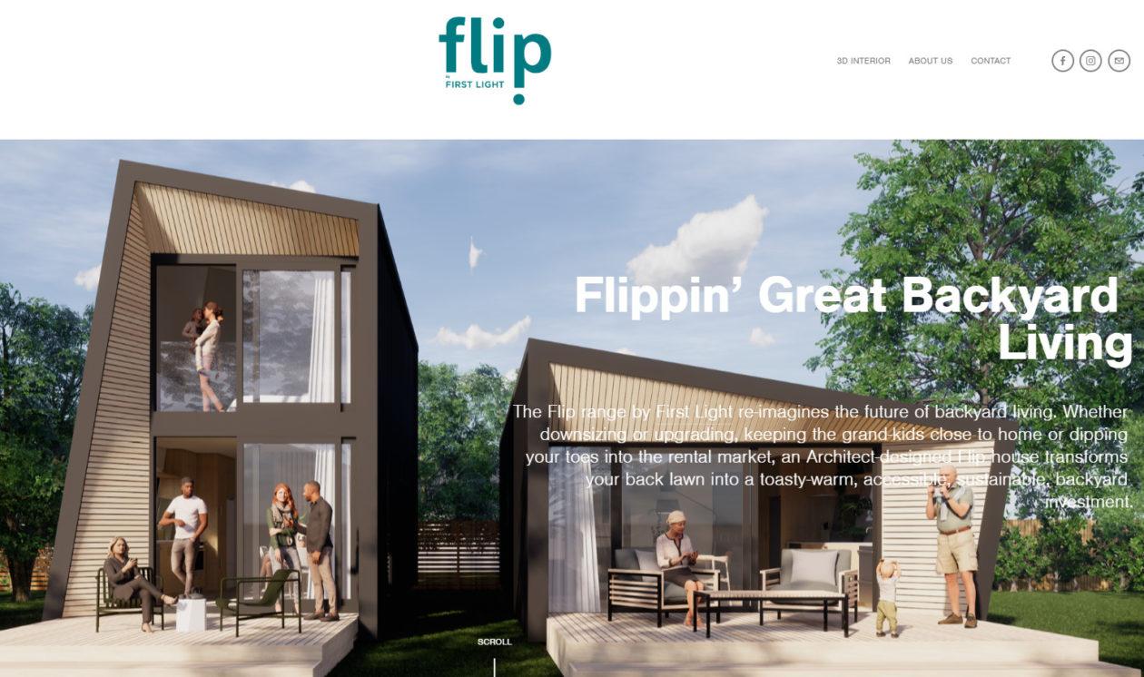 Flip – Great Backyard Livingcover image.