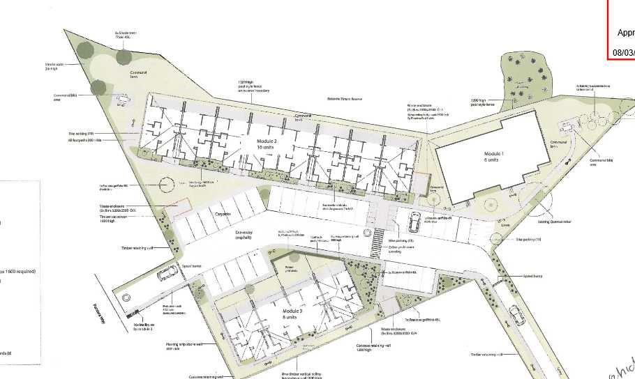 60A Orams Road, Social Housing Developmentcover image.