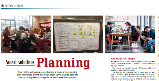 Smart City Solutions Planningcover image.